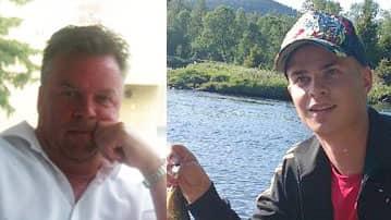 Kimmo Ahlgrens son Mattias Ahlgren dog i en jaktolycka för ett år sedan. Foto: Privat