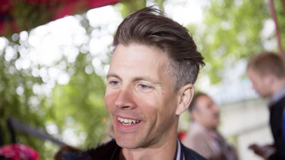 "Fredrik ""Benke"" Rydman. Foto: Izabelle Nordfjell"