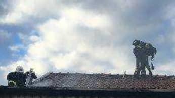 Grillkvällen i chefens utlånade villa slutade i katastrof. Foto: Polisens förundersökning
