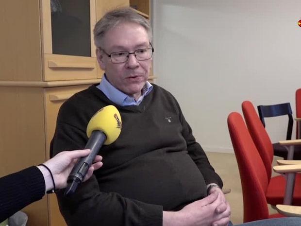 """Krister Petersson: """"Rimligt att sätta en slutpunkt"""""""
