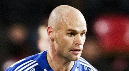 Thomas Olsson vad som omöjliggör spel i säsongens sista match Foto: Nils Petter Nilsson