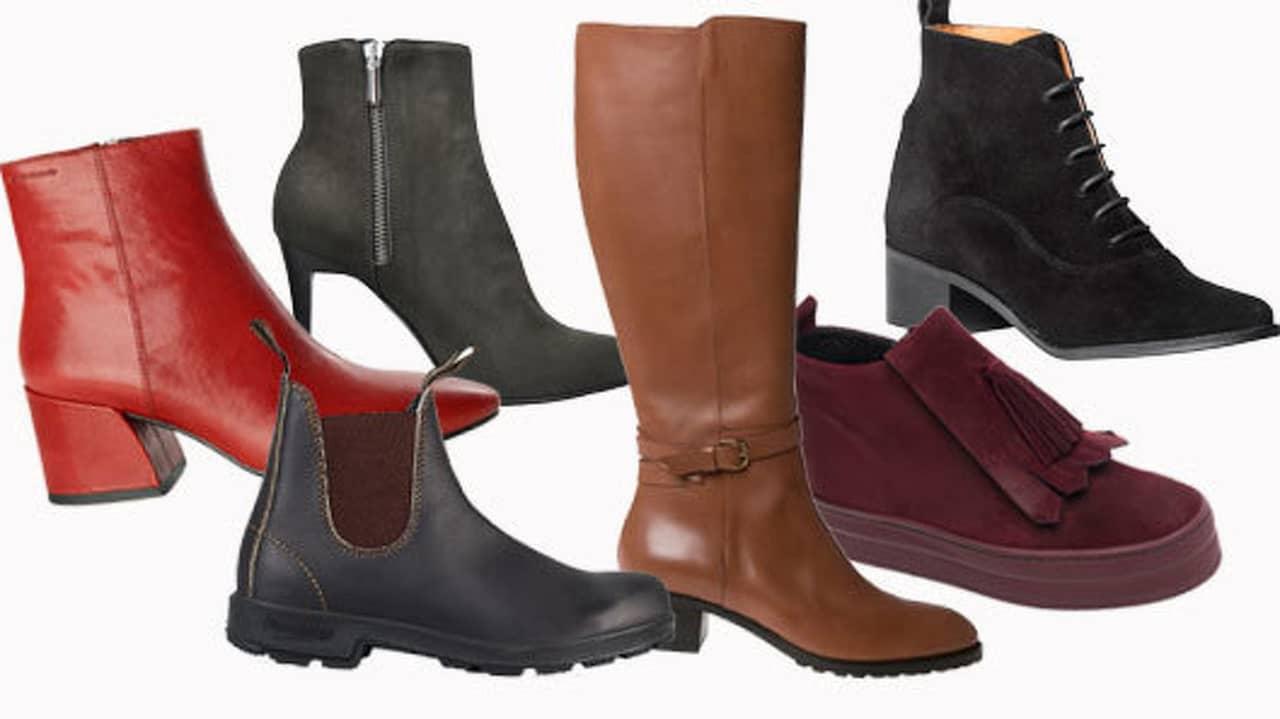 Höstskor 2016 - 21 snygga skor i höst   vinter  655cdc1081439